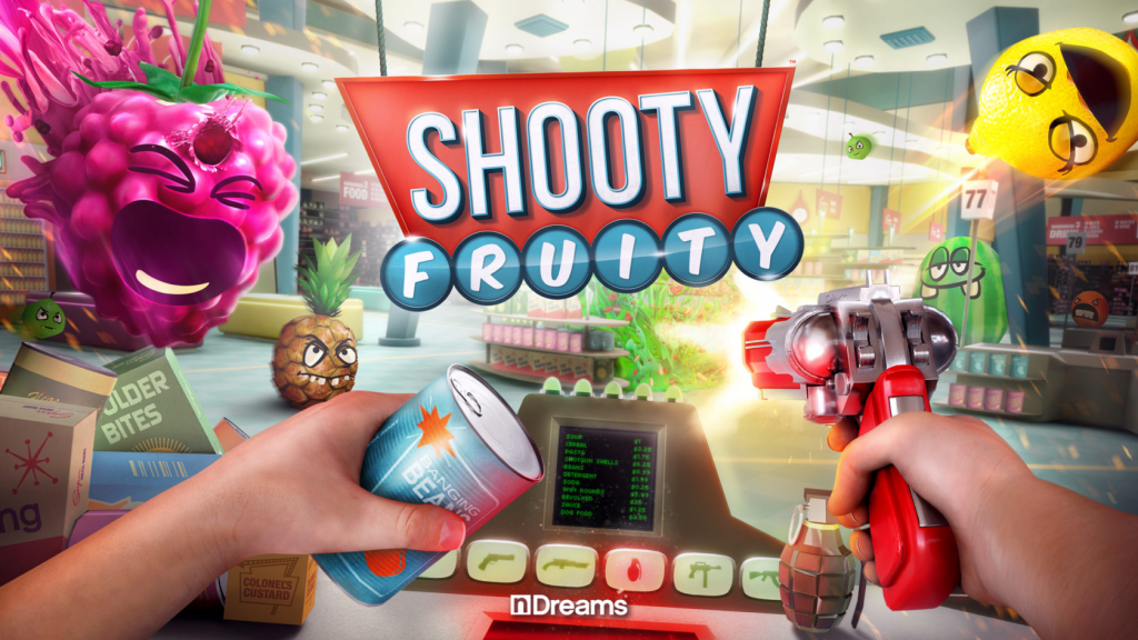 Shooty Fruity Announcement