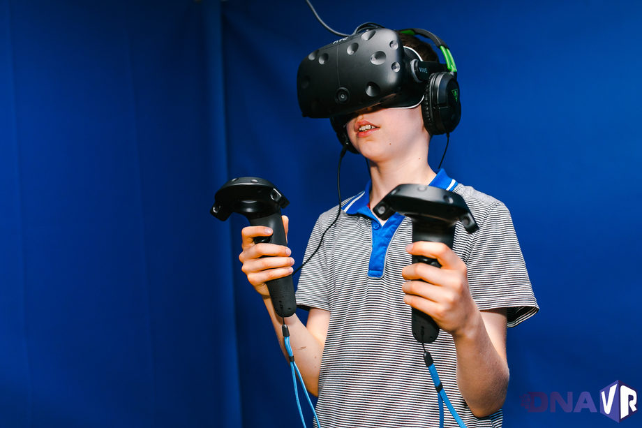 Virtual Reality experiences for Kids