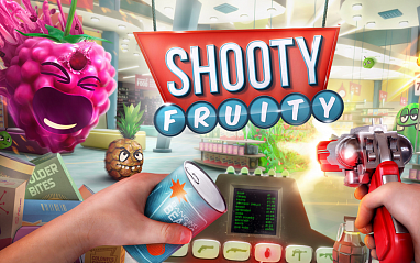 Shooty Fruity announcement at DNA VR