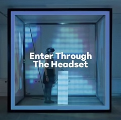 "DNA VR supports Gazelli Art House Mayfair for their annual VR Exhibition ""Enter Through The Headset"""