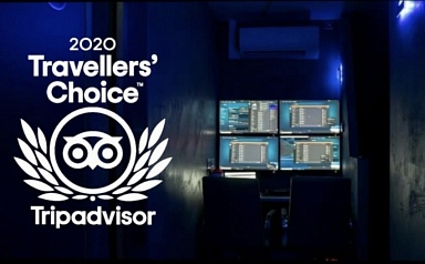 DNA VR received 2020 Travellers' Choice Award from Tripadvisor